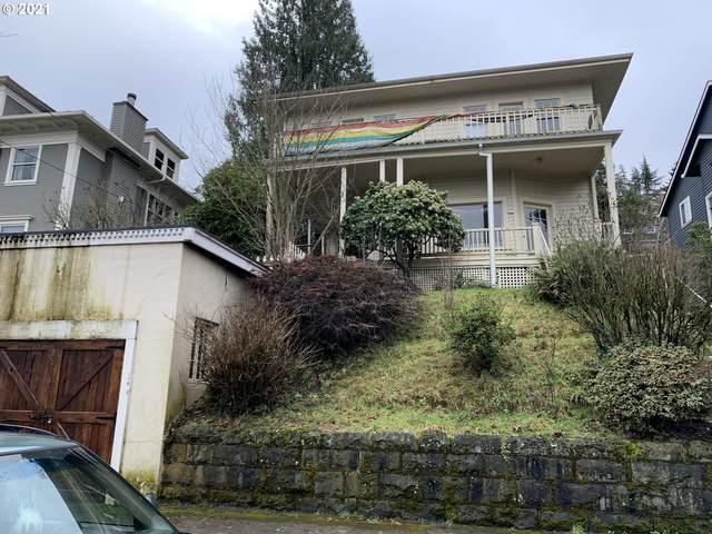 2926 NW Raleigh St, Portland, OR 97210 (MLS #21083310) :: Lux Properties