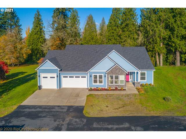15305 NE 182ND Ave, Brush Prairie, WA 98606 (MLS #21083548) :: The Pacific Group