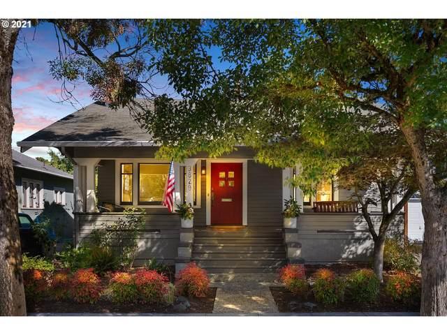 3829 SE Harrison St, Portland, OR 97214 (MLS #21083739) :: Cano Real Estate