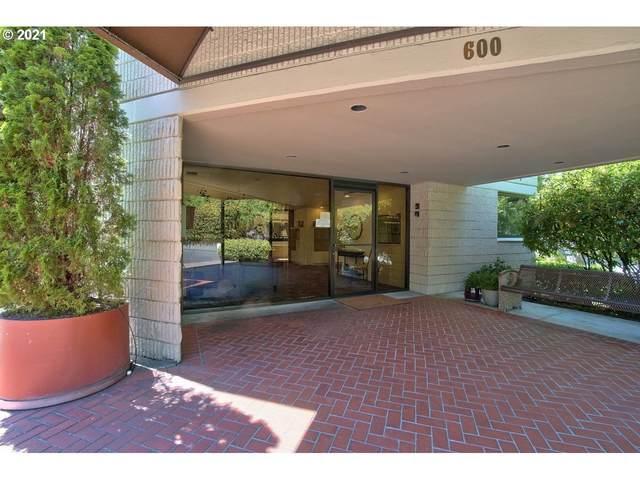 600 SE Marion St #308, Portland, OR 97202 (MLS #21083885) :: McKillion Real Estate Group