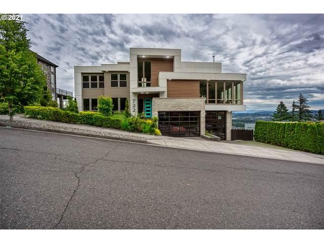 722 NW Valley St, Camas, WA 98607 (MLS #21083891) :: McKillion Real Estate Group