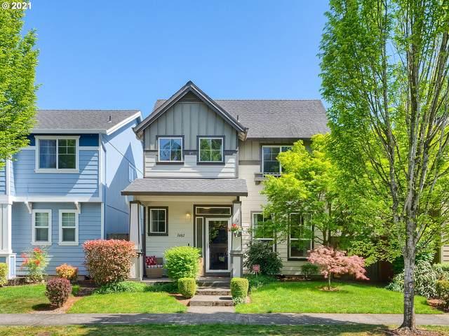 3462 SE Yellowbird Ave, Hillsboro, OR 97123 (MLS #21083925) :: Song Real Estate