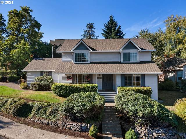 11445 SW Woodlee Heights Ct, Portland, OR 97219 (MLS #21083989) :: Fox Real Estate Group