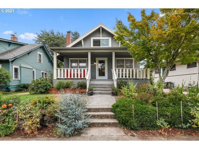 3315 NE 64TH Ave, Portland, OR 97213 (MLS #21084033) :: Lux Properties