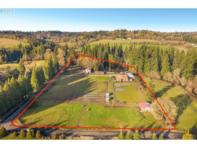 20894 S Central Point Rd, Oregon City, OR 97045 (MLS #21084045) :: Townsend Jarvis Group Real Estate