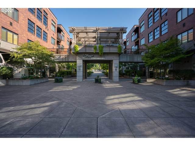 300 W 8TH St #419, Vancouver, WA 98660 (MLS #21084298) :: Gustavo Group