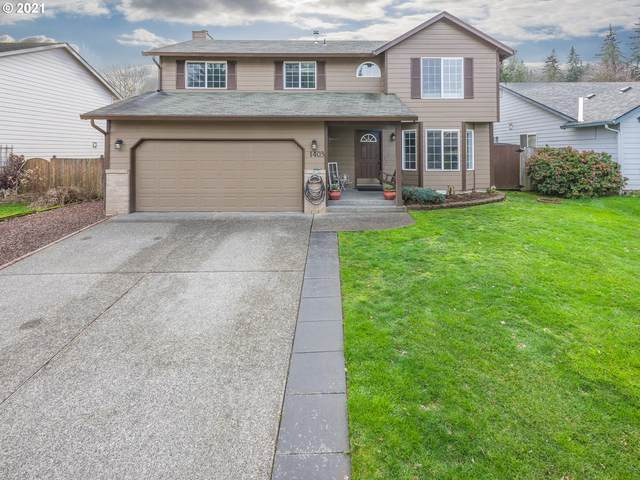 1403 NW 148th St, Vancouver, WA 98685 (MLS #21084536) :: Fox Real Estate Group