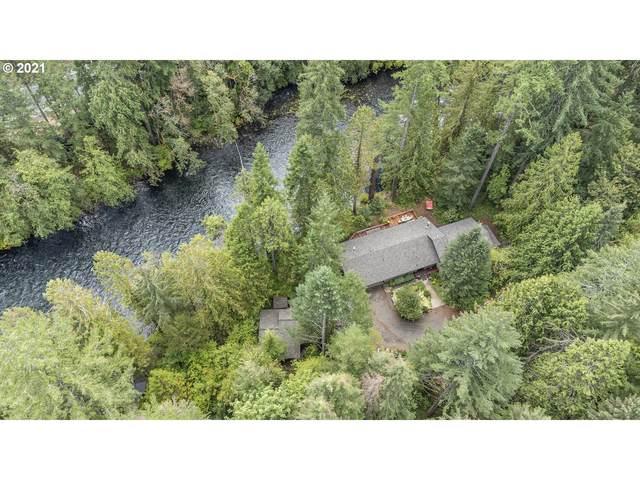 57004 North Bank Rd, Mckenzie Bridge, OR 97413 (MLS #21084717) :: The Haas Real Estate Team