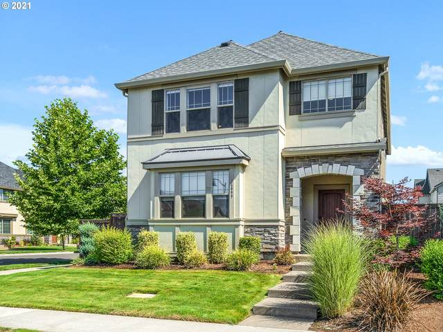 14999 NW Cosmos St, Portland, OR 97229 (MLS #21084863) :: Next Home Realty Connection