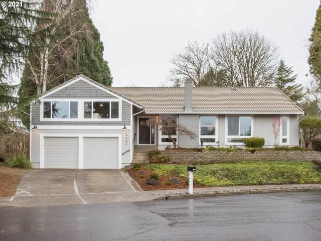 4485 NW Wallowa Ct, Portland, OR 97229 (MLS #21085109) :: Beach Loop Realty