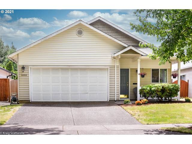 16956 SW Roosevelt St, Sherwood, OR 97140 (MLS #21085541) :: The Pacific Group