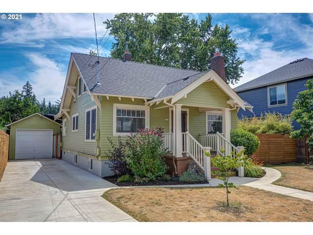 5212 SE Tolman St, Portland, OR 97206 (MLS #21085663) :: Windermere Crest Realty