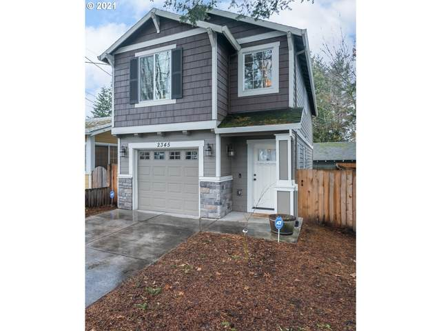 2345 SE 77th Ave, Portland, OR 97215 (MLS #21085731) :: The Haas Real Estate Team