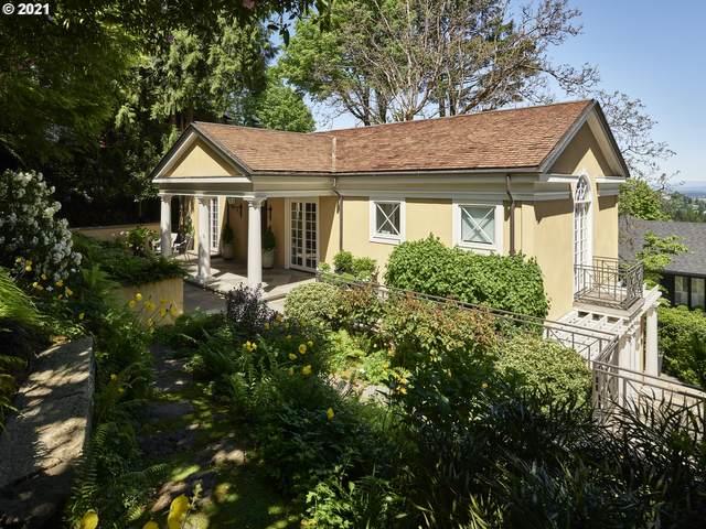 2525 SW Hillcrest Dr, Portland, OR 97201 (MLS #21085734) :: Lux Properties
