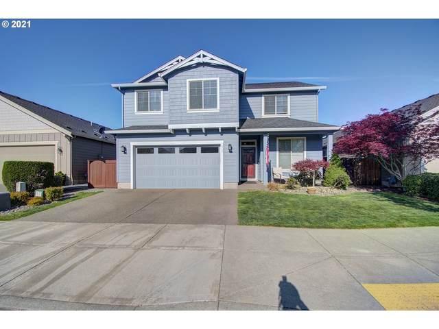 215 N 40TH Ave, Ridgefield, WA 98642 (MLS #21085835) :: Tim Shannon Realty, Inc.