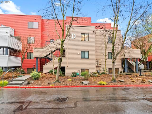 720 NW Naito Pkwy D-14, Portland, OR 97209 (MLS #21085937) :: Real Tour Property Group