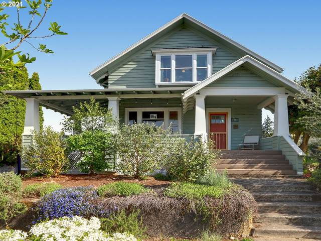 4419 SE Gladstone St, Portland, OR 97206 (MLS #21086076) :: The Pacific Group