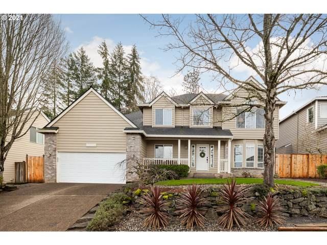 16772 SW Nafus Ln, Beaverton, OR 97007 (MLS #21086519) :: Next Home Realty Connection