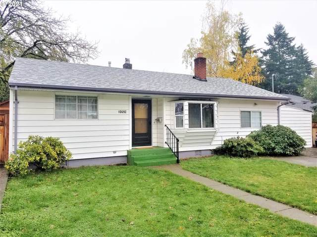10692 SE 34TH Ave, Milwaukie, OR 97222 (MLS #21086525) :: Change Realty