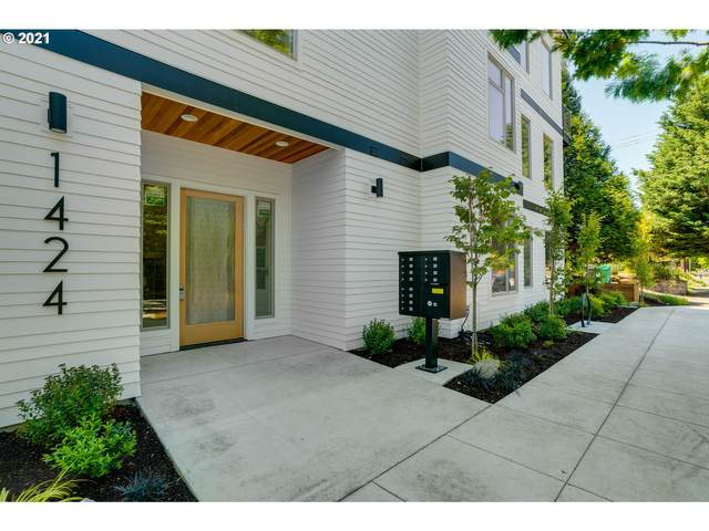 1424 N Simpson St #1, Portland, OR 97217 (MLS #21086603) :: Next Home Realty Connection