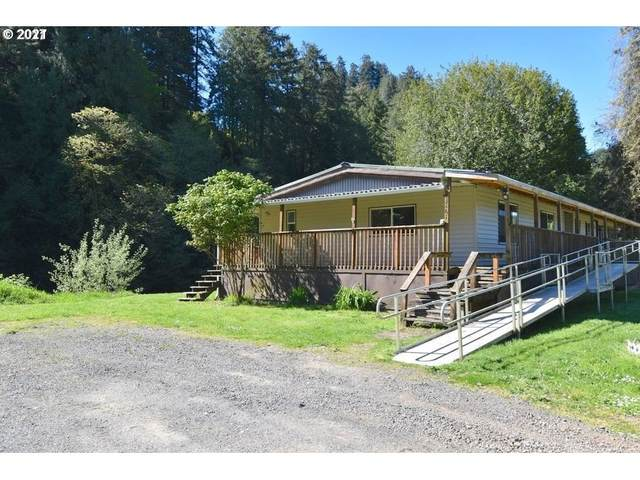 65161 Millicoma Rd, Coos Bay, OR 97420 (MLS #21086701) :: Song Real Estate