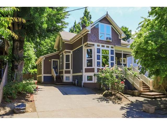 918 SE 16TH Ave, Portland, OR 97214 (MLS #21086837) :: Oregon Farm & Home Brokers