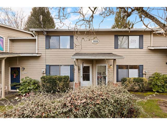 29530 SW Volley St #28, Wilsonville, OR 97070 (MLS #21087491) :: Song Real Estate