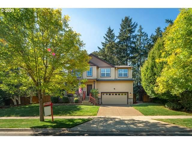 4871 Warrington St, Salem, OR 97302 (MLS #21087611) :: Premiere Property Group LLC