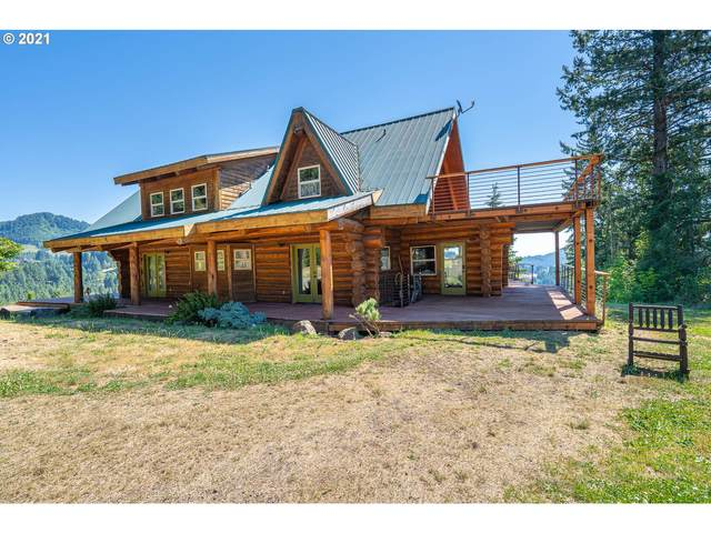 20077 SW Powerhouse Hill Rd, Mcminnville, OR 97128 (MLS #21087647) :: Beach Loop Realty