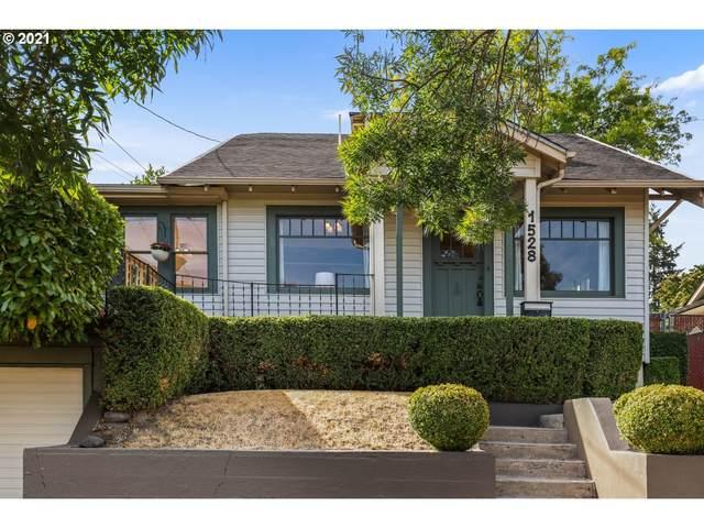 1528 N Farragut St, Portland, OR 97217 (MLS #21087993) :: Townsend Jarvis Group Real Estate
