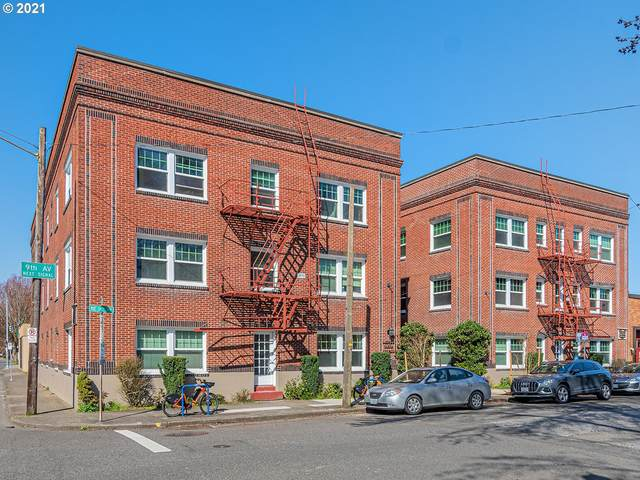 1509 NE 10TH Ave #103, Portland, OR 97232 (MLS #21088008) :: Next Home Realty Connection