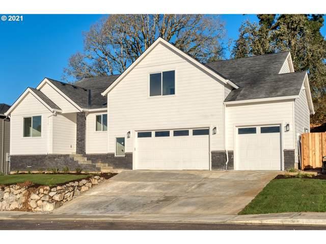 127 W 13TH Way, La Center, WA 98629 (MLS #21088188) :: McKillion Real Estate Group