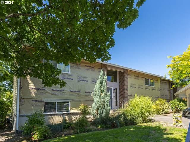 10955 SW Meadowbrook Dr #13, Tigard, OR 97224 (MLS #21088373) :: McKillion Real Estate Group