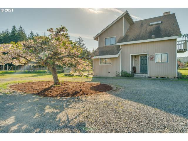 30145 S Meadowbrook Ln, Molalla, OR 97038 (MLS #21088439) :: Premiere Property Group LLC