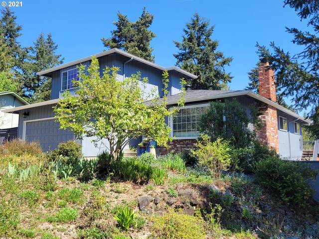 9114 SW Trail Ct, Portland, OR 97219 (MLS #21088522) :: Townsend Jarvis Group Real Estate