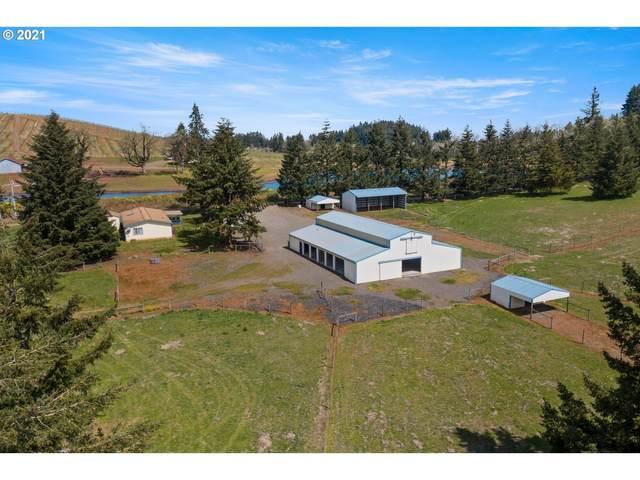 7503 Skyline Rd S, Salem, OR 97306 (MLS #21088814) :: Holdhusen Real Estate Group