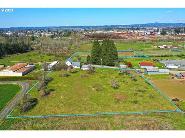 32302 S Rachel Larkin Rd, Molalla, OR 97038 (MLS #21088977) :: Premiere Property Group LLC