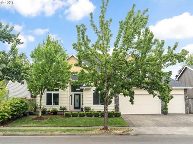 400 W Edgewood Dr, Newberg, OR 97132 (MLS #21089141) :: Holdhusen Real Estate Group
