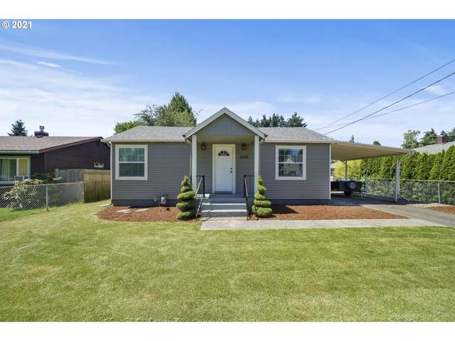2245 SE 112TH Ave, Portland, OR 97216 (MLS #21089270) :: Song Real Estate