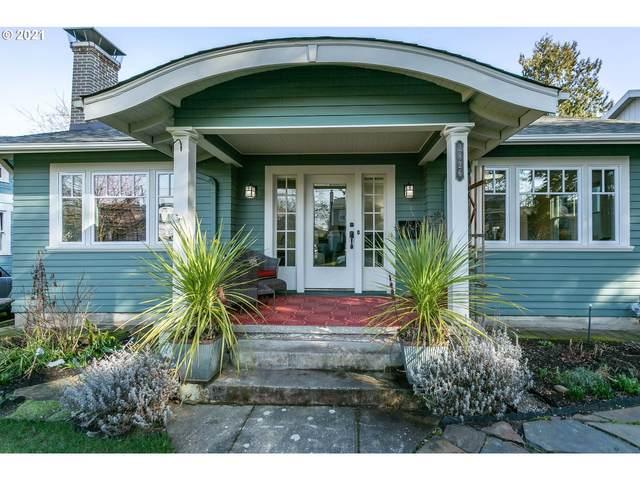 2826 NE 64TH Ave, Portland, OR 97213 (MLS #21089331) :: Fox Real Estate Group