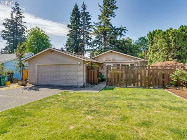 14720 SE Mill St, Portland, OR 97233 (MLS #21089395) :: Premiere Property Group LLC