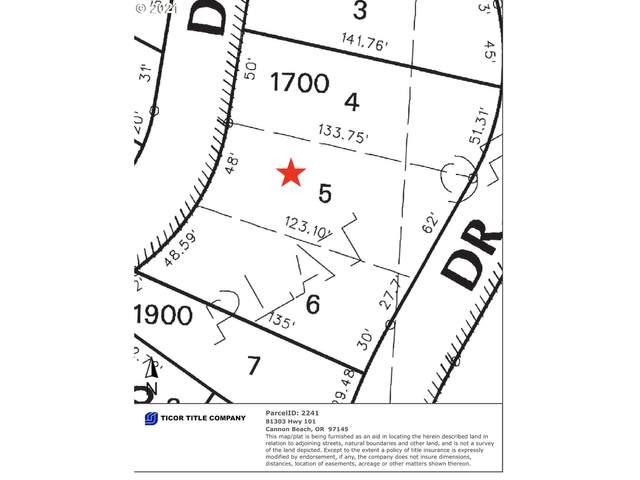 81303 Hwy 101, Cannon Beach, OR 97110 (MLS #21089559) :: Beach Loop Realty