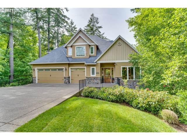 1129 NW Eloise Ln, Portland, OR 97229 (MLS #21089970) :: The Haas Real Estate Team