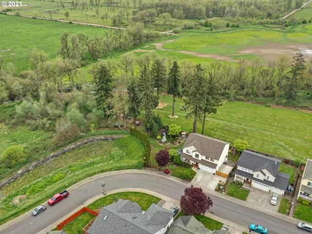 3107 NE 183RD Pl, Vancouver, WA 98682 (MLS #21090083) :: Fox Real Estate Group