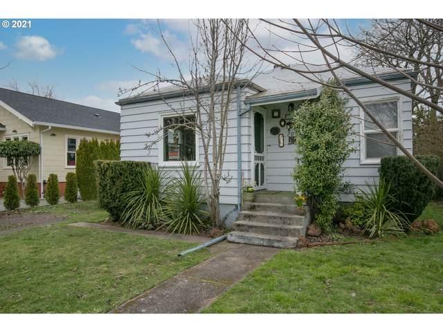 708 W 28TH St, Vancouver, WA 98660 (MLS #21090098) :: Premiere Property Group LLC