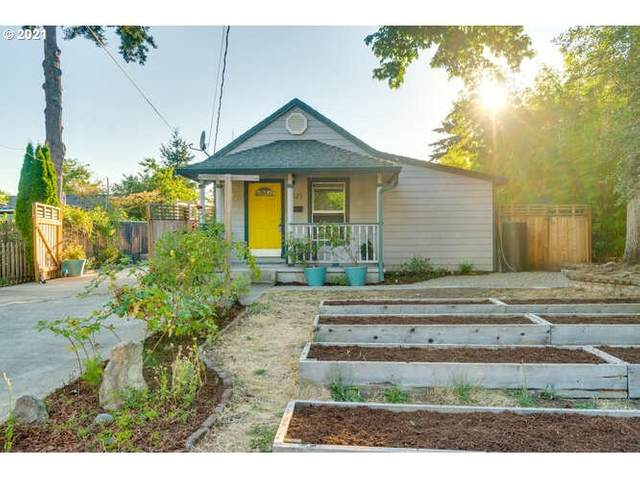 6523 SE 88TH Ave, Portland, OR 97266 (MLS #21090134) :: Keller Williams Portland Central