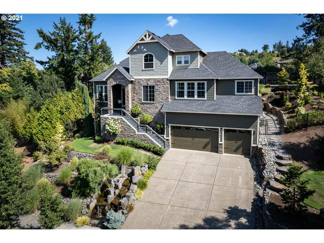 13192 SE Spring Mountain Dr, Happy Valley, OR 97086 (MLS #21090272) :: Keller Williams Portland Central