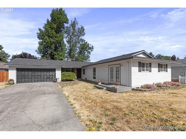 3635 SE Helen Ct, Troutdale, OR 97060 (MLS #21090939) :: Keller Williams Portland Central