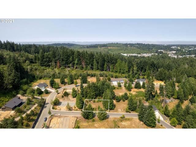2256 Timberline Dr #4100, Coos Bay, OR 97420 (MLS #21091279) :: Keller Williams Portland Central