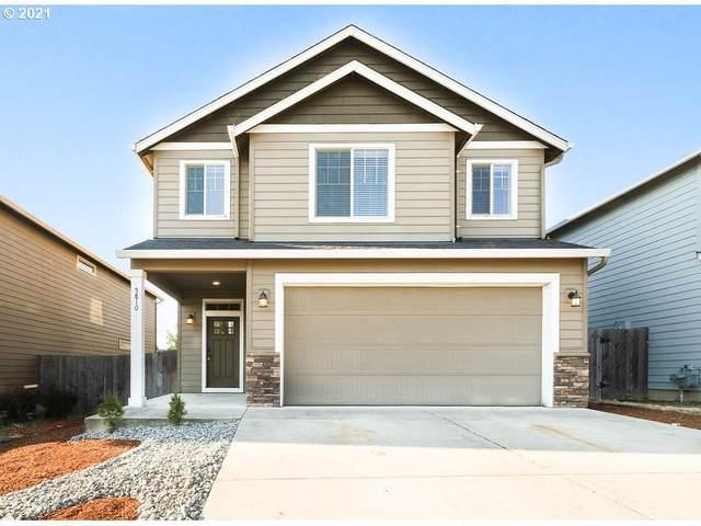 5810 NE 62ND Cir, Vancouver, WA 98661 (MLS #21091375) :: Cano Real Estate
